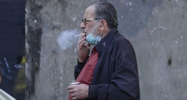 المدخنون هم الأكثر عرضة للمضاعفات الخطيرة عند اصابتهم بكوفيد ١٩ . حان الوقت للإقلاع عن التدخين .