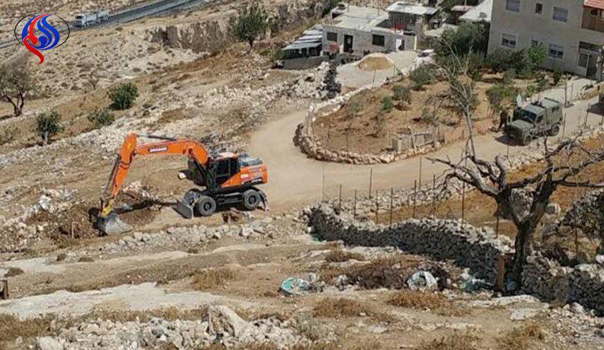 جائحة كوفيد ١٩ ؛ فرصة ذهبية يستغلهاالاحتلال الصهيوني لسلب المزيد من أراضي فلسطين