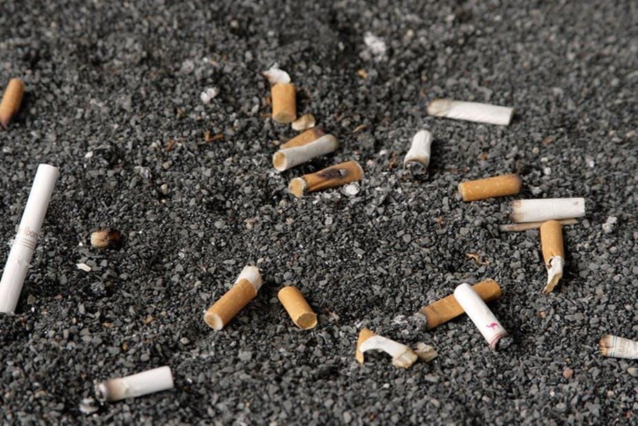 المطلوب حماية الشباب من التلاعب في صناعة التبغ ، ومنعهم من تعاطي التبغ والنيكوتين