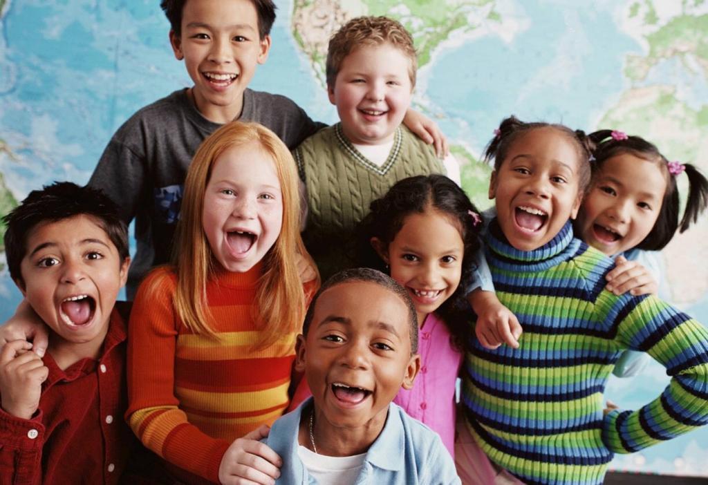 التحدث مع الأطفال حول العنصرية ضروري