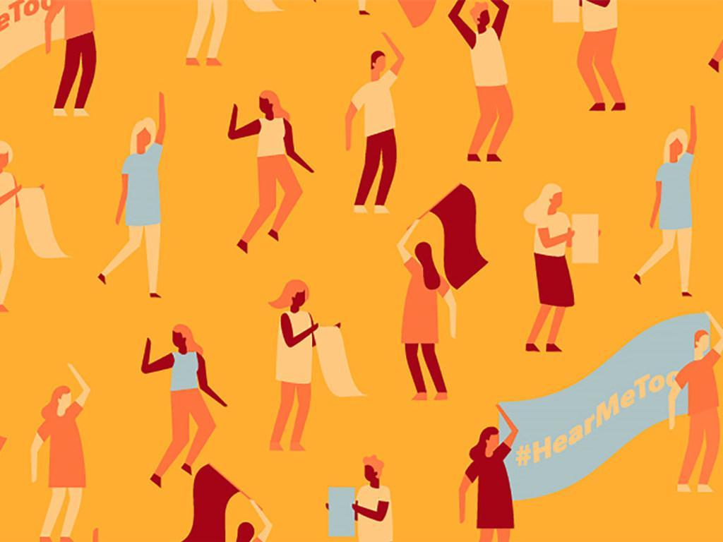 """لعنف ليس بعدا ثابتا في حياتنا و """" العمى السياسي """" يحصل عندما يتعلق الأمر بالمرأة. العنف الجنسي والجسدي ، جائحة صامتة والآثار مدمرة للمجتمعات، وتحدي كوفيد ١٩ عذر غير مقبول"""